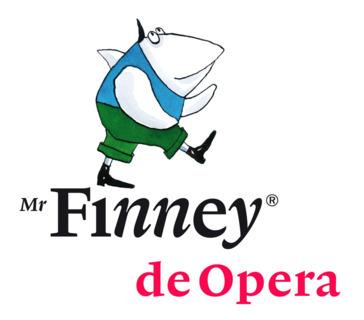 Logo Mr Finney de Opera