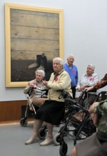 Museum Plus Bus op bezoek bij Museum Boijmans Van Beuningen