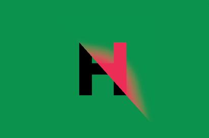 Visitekaartje groen-rood